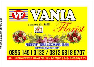 Lowongan Kerja Vania Florist April 2018