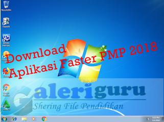 Download Aplikasi Faster PMP 2018 - Galeri Guru