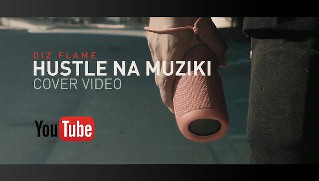 Diz Flame - Hustle na Muziki (Cover)