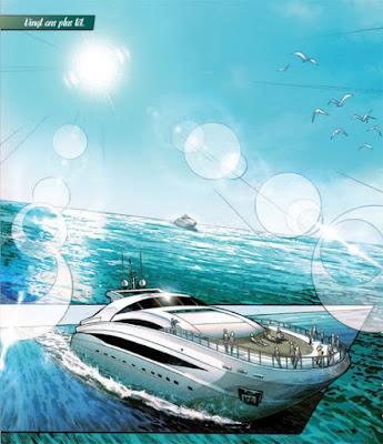 La Petite Sirène: des décors marins et sous-marins superbes
