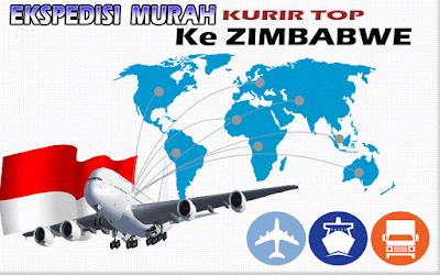 JASA EKSPEDISI MURAH KURIR TOP KE ZIMBABWE