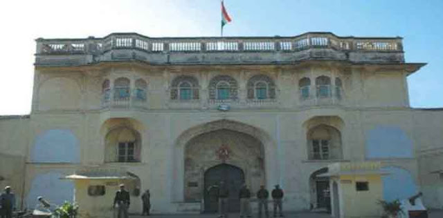 जयपुर सेंट्रल जेल में पाकिस्तानी कैदी की पीट-पीटकर हत्या