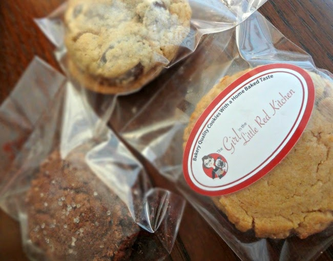 The Girl in the Little Red Kitchen Bake Shop Review