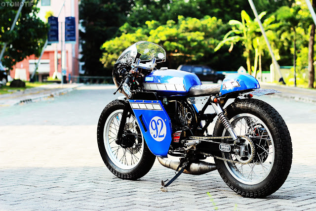Teguh Setiawan's Yamaha RX-K 135 3