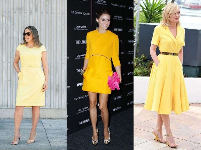 Vestido amarelo: Looks lindos para te inspirar