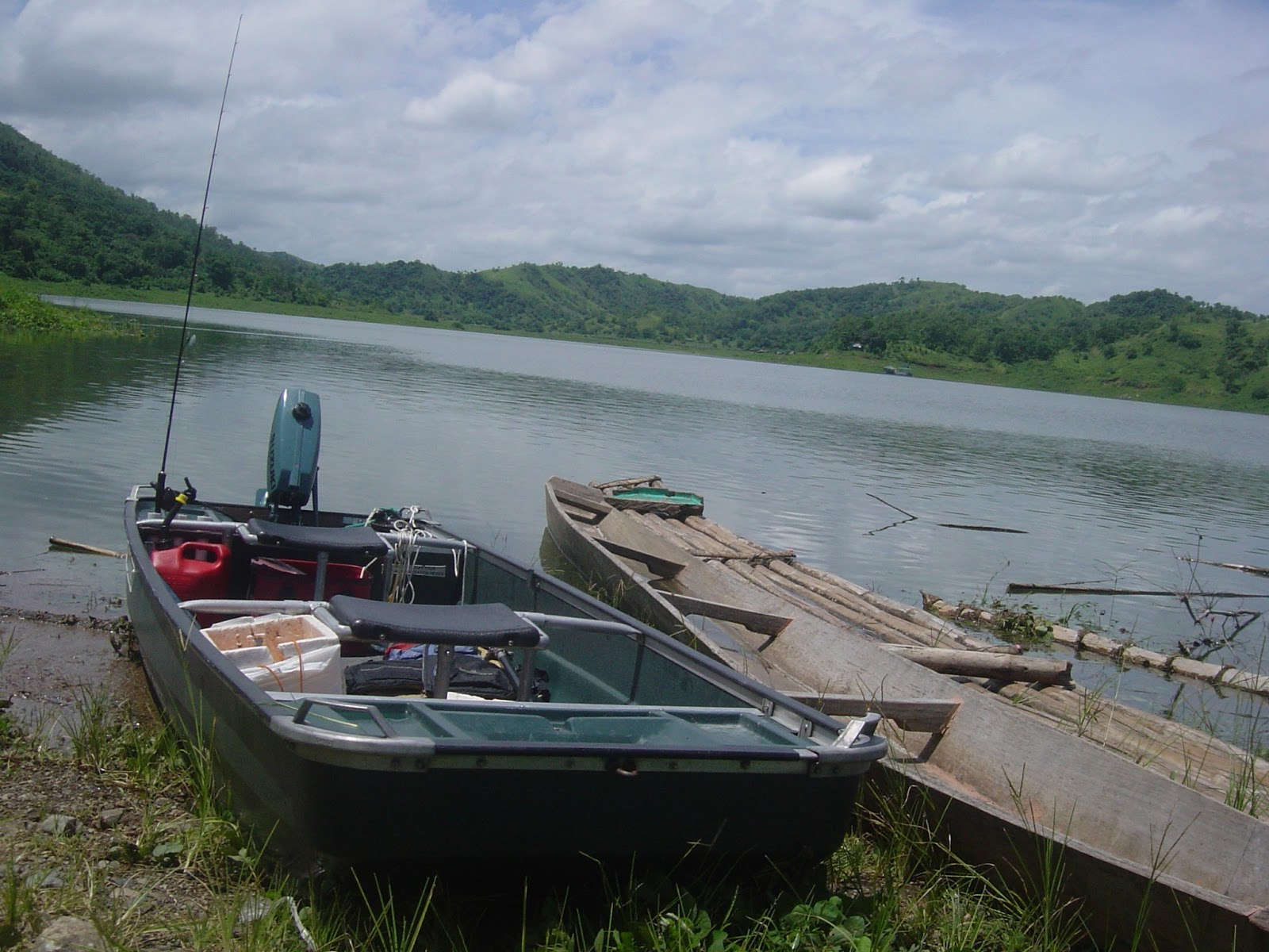 The Cartop Angler: My First Boat