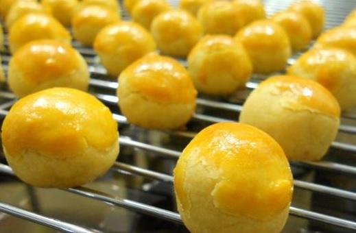 Rahasia Membuat Kue Nastar Supaya Kinclong dan Tidak Retak