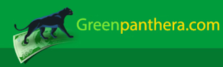 logotipo greenpanthera