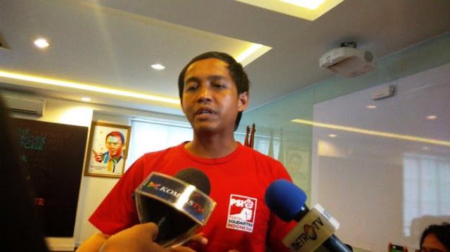 Sekjen PSI Mengumpat Kiai Ma'ruf Amin: Dasar Orang SBY!