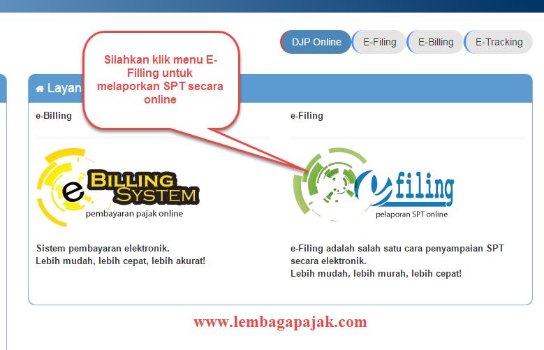Cara Lapor Pajak Online Ppn Dengan Efilling Djp Online Laporan Pajak Online