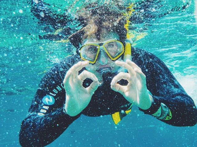 Crab Island Destin Fl Snorkeling