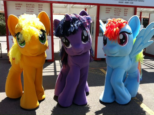 Equestria Daily Mlp Stuff Calgary Pony Costumes Updated