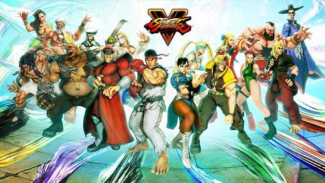 تحميل لعبة Street Fighter V اخر نسخة برابط مباشر