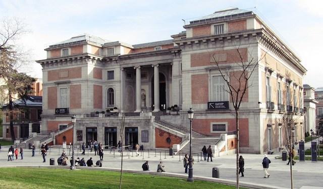 Visita ao Museu do Prado