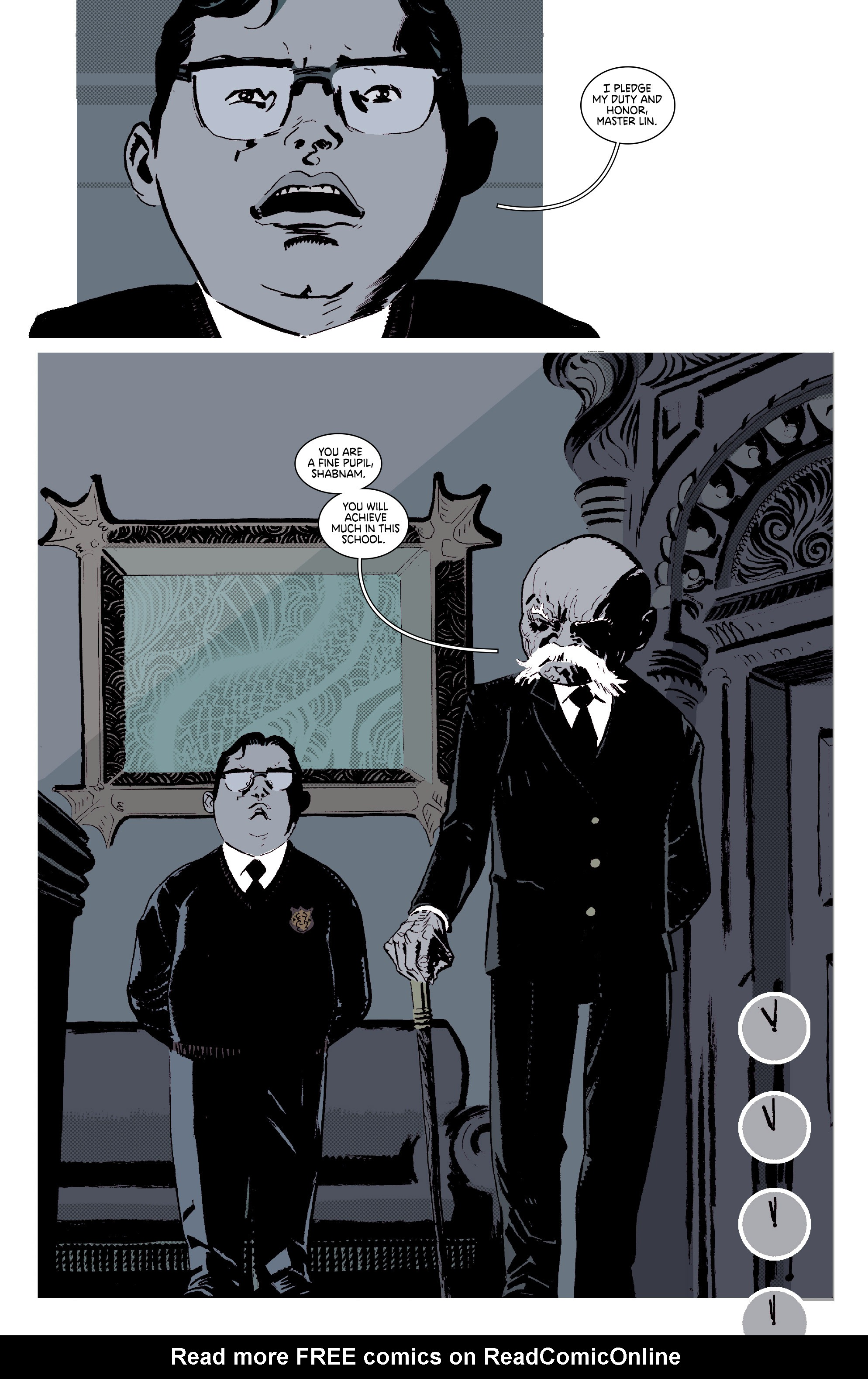 Read online Deadly Class comic -  Issue #7 - 27
