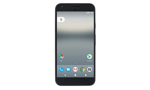 This is Google Pixel XL