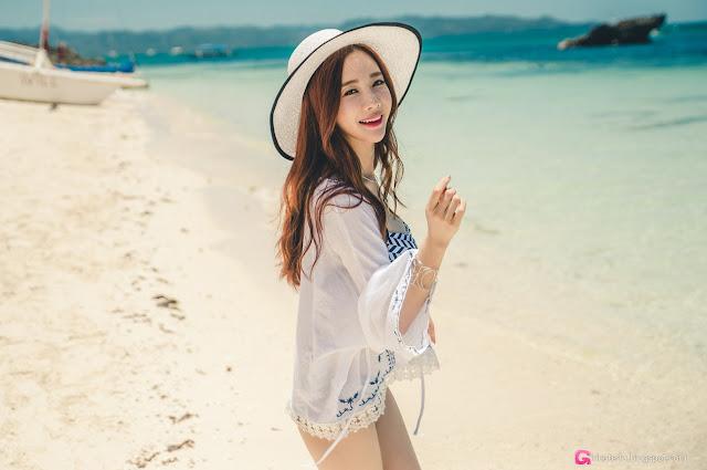 4 Hyemi - Bikini Set- very cute asian girl-girlcute4u.blogspot.com