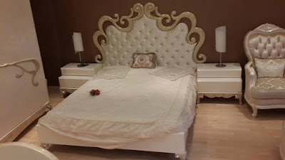 French Provincial BED ROOM Furniture Indonesia code A110