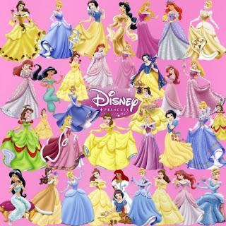 Renders PNG Fundo Transparente Princesas Disney
