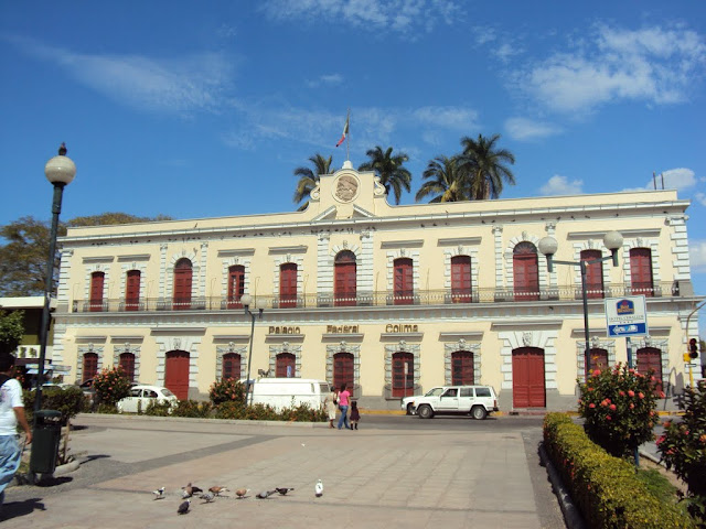 Palacio Federal, Colima