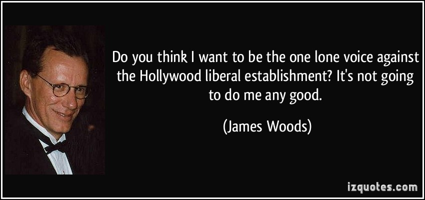 The Tunnel Wall: Hollywood Conservatives: The Few, The ...