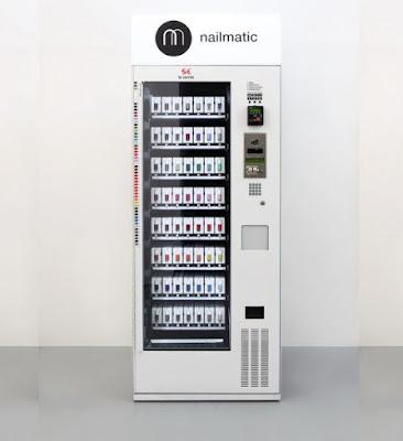 Distributeur automatique de vernis Nailmatic - Blog beauté Les Mousquetettes
