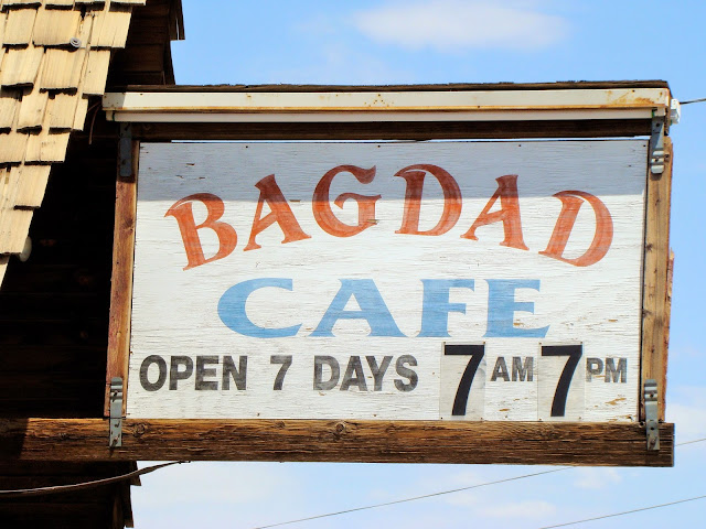 Bagdad Café - USA - Etats-unis - Arizona