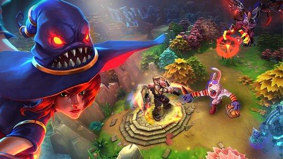 Game MOBA Offline Terbaru