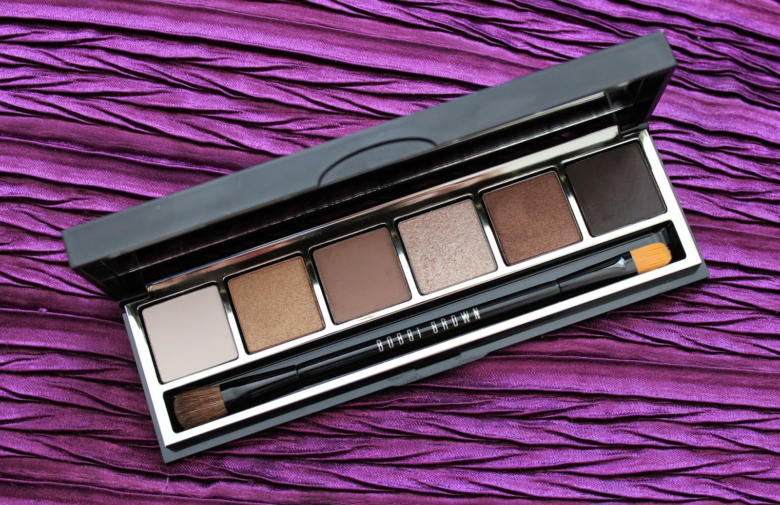 bobbi brown warm smokey eye palette make up