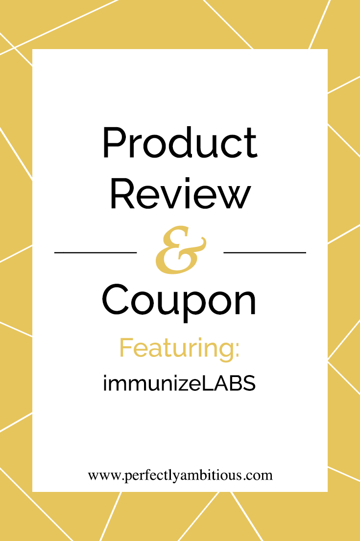 Product review immunizelabs oralmiracle coupon code i have been compensated through the chronic illness bloggers network all opinions remain my own and i was in no way influenced by the company fandeluxe Images