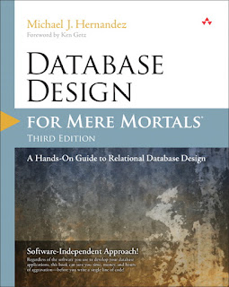 best book to learn database design and modelling for programmers and dbas