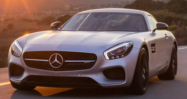 Top 10 Fastest Cars from Mercedes-Benz