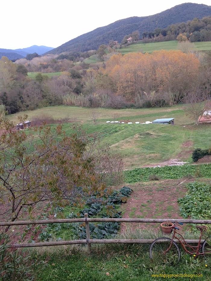 Zona volcánica de la Garrotxa: Santa Pau