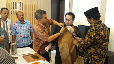 Media Crisis Center (MCC) bersama PWI dan PHRI Bahas Recovery Pariwisata Banten