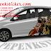 Mobil, Agya, Ayla, Cutting Sticker, Cutting Sticker Bekasi, Digital printing, wayang, Bekasi, jakarta,