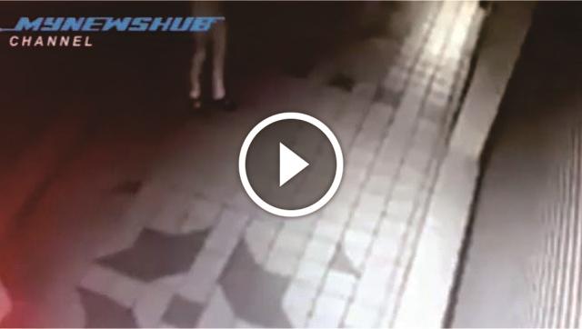 VIDEO: Lakukan Sihir, Lihat Yang Dilakukan Dua Wanita Ini Di Depan Sebuah Toko