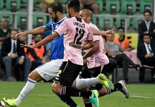 Palermo - Juventus 0-1