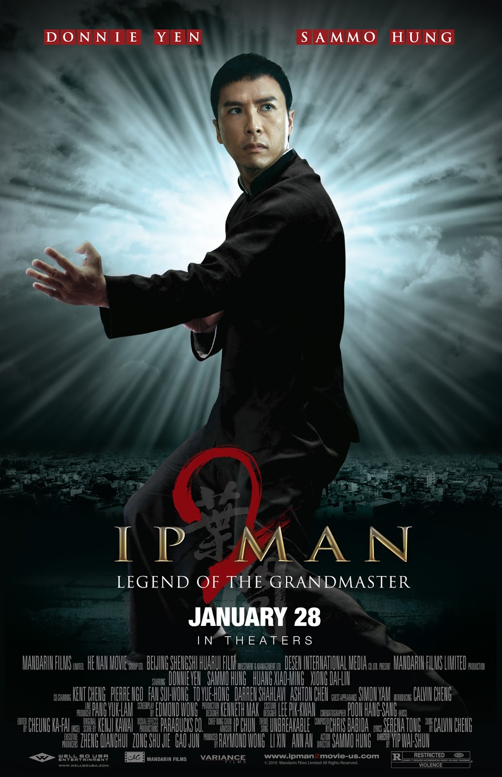 Ip Man 2 [2010] [HD] [Latino] [Online]