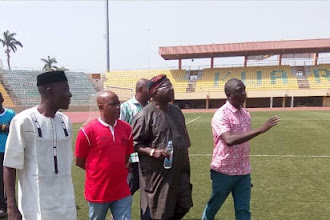 LMC okays Kwara Stadium for NPFL games