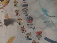 Bendera Indonesia Terbalik di Malaysia juga Dimuat di Koran Negeri Jiran, Menpora: Sangat Menyakitkan!