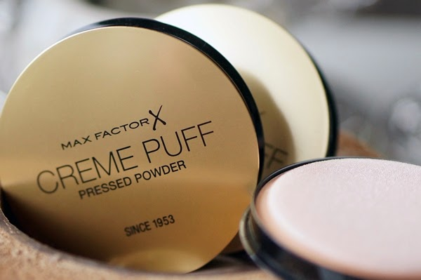 Max Factor Crème Puff Review