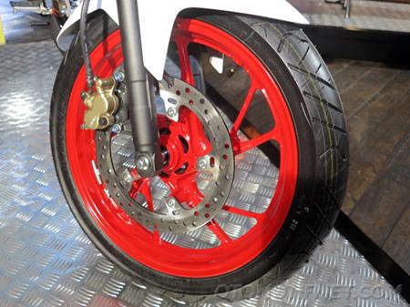 Galeri Foto Honda CB150R Special Edition 12