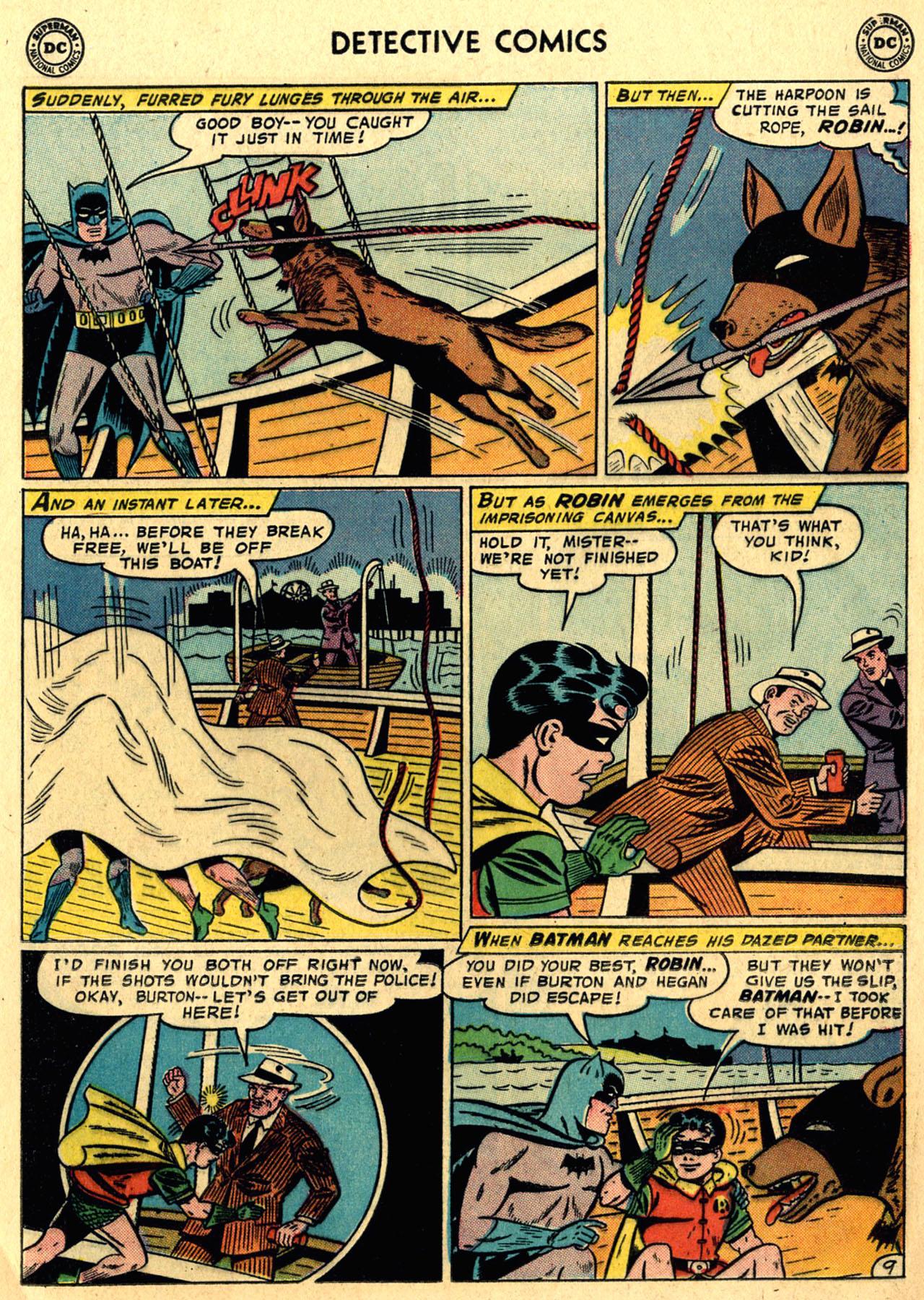 Detective Comics (1937) 254 Page 10