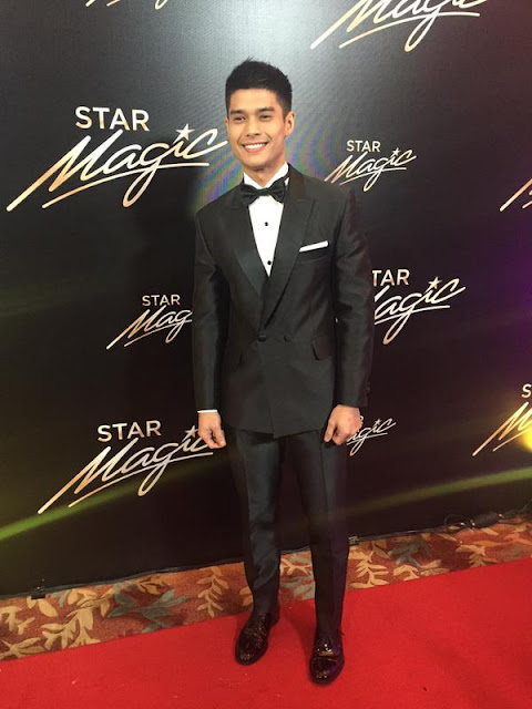 JC De Vera Star Magic Ball 2015