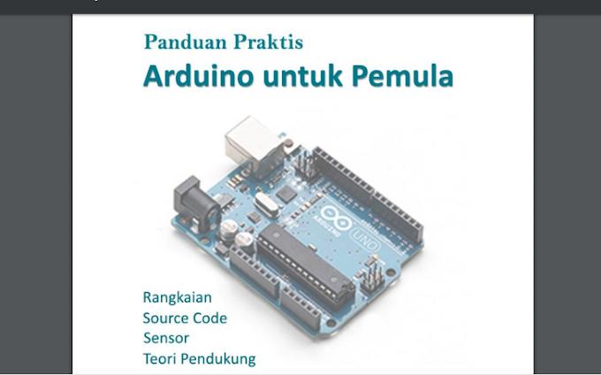 Ebook Monster Arduino V1 (Elangsakti) - PDF