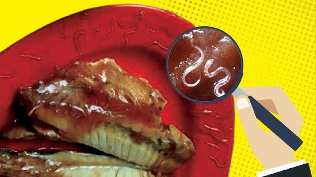 Nah lho! Pimpinan DPR Tantang Menkes Makan Makarel Bercacing di Depan Publik