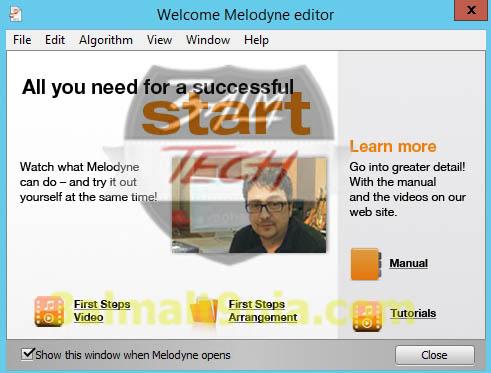 Celemony Melodyne Editor - عالم التقنيه