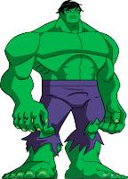 vector hulk vetor