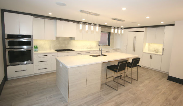 Oakville Modern Kitchen