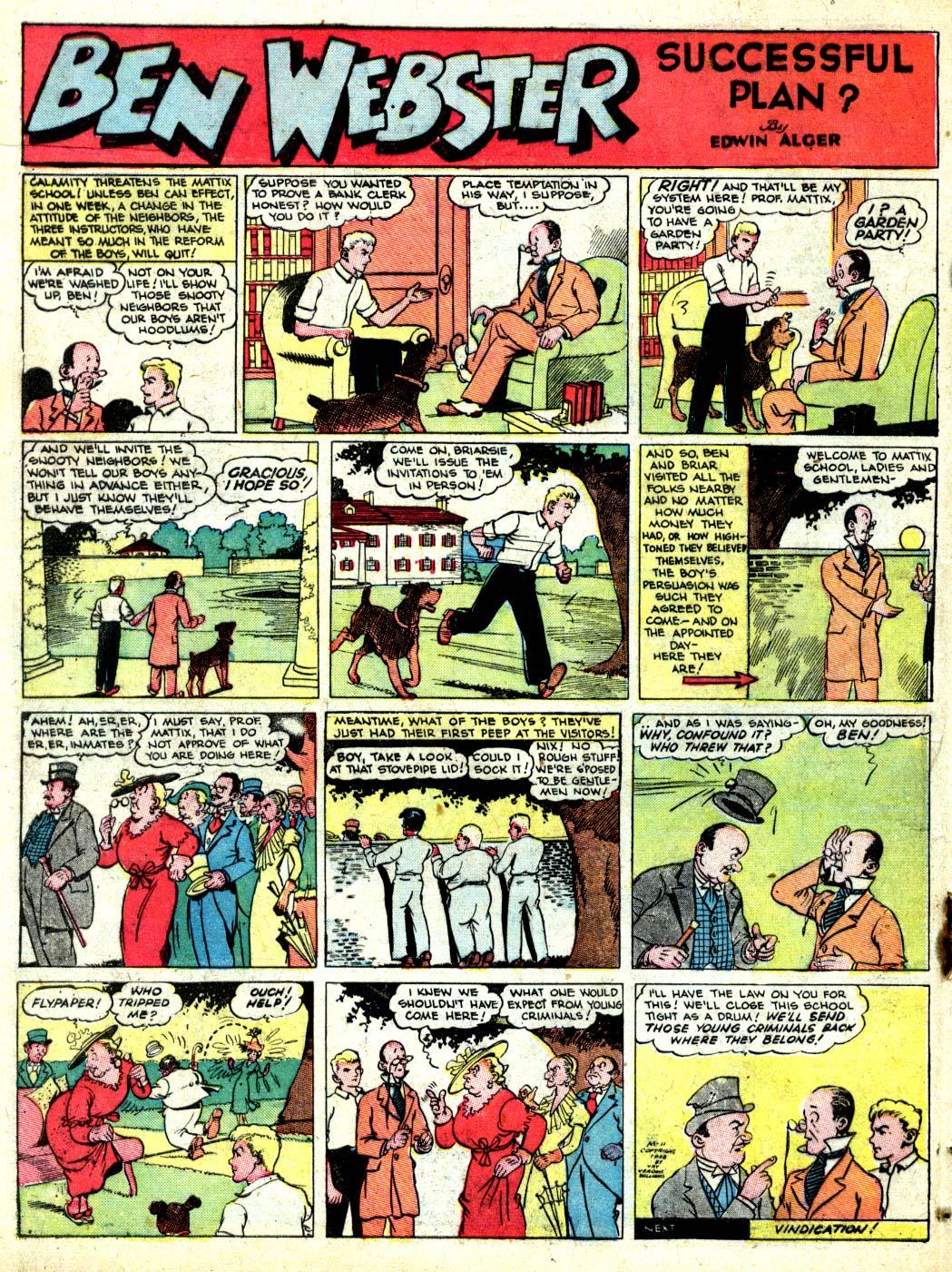 Read online All-American Comics (1939) comic -  Issue #10 - 32